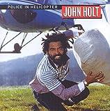 Police in Helicopter von John Holt