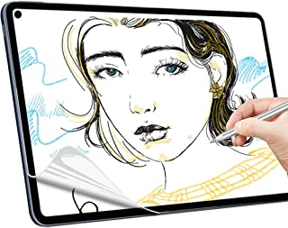 HUAWEI MatePad Pro 10.8インチ 用 保護フィルム ペーパーライク フィルム 紙のような描き心地 反射低減 アンチグレア 貼り付け失敗無料交換