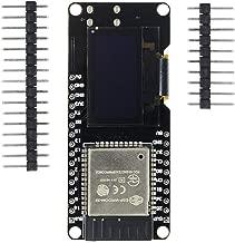 "REES52 0.96"" OLED Display ESP32 ESP WROOM 32 WiFi BT Dual Module 2.4GHz for Wemos D1 AP STA"