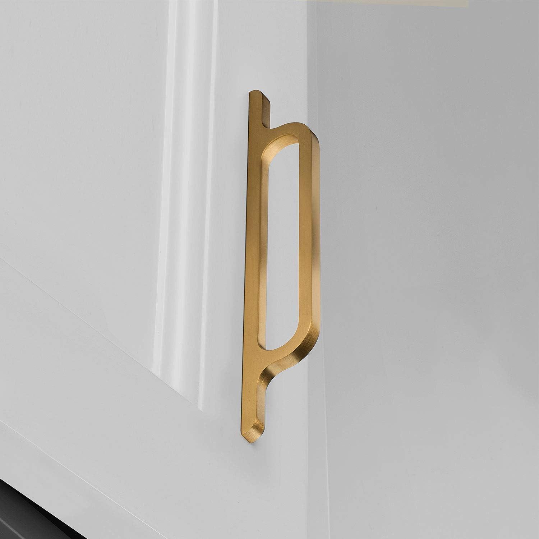 MYOH Chicago Selling Loop Pull Titanium 8 mm Cheap sale inches CC Brass 203