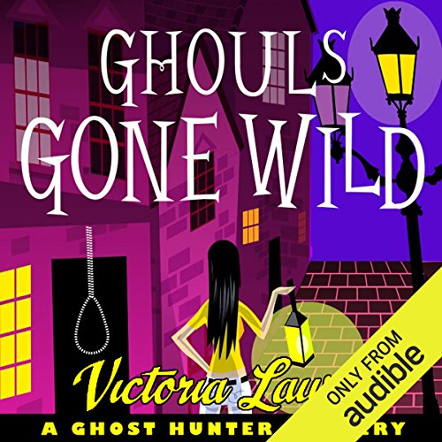 Ghouls Gone Wild audiobook cover art