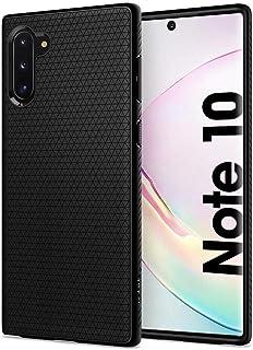 Spigen Samsung Galaxy Note 10 Case, Flexible Thin TPU Black