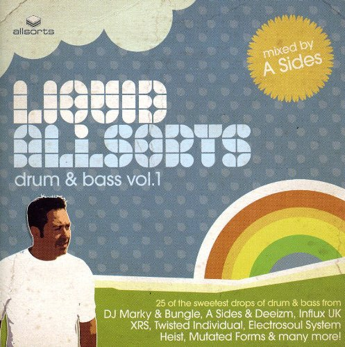 Liquid Allsorts - Drum & Bass (Mixed By a Sides)