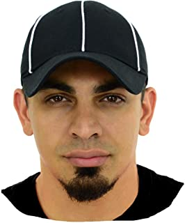 Mato & Hash Official Referee Hats | Structured Adjustable Hats for Umpires,Referees,and Officials
