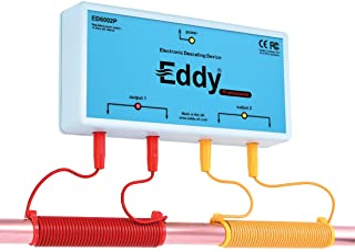 Eddy Electronic Water Descaler – Water Softener Alternative