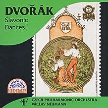 SLAVONIC DANCES OP.47 & 72 by DVORAK / CZECH PHIL ORCH, SEJNA (1995-03-01)