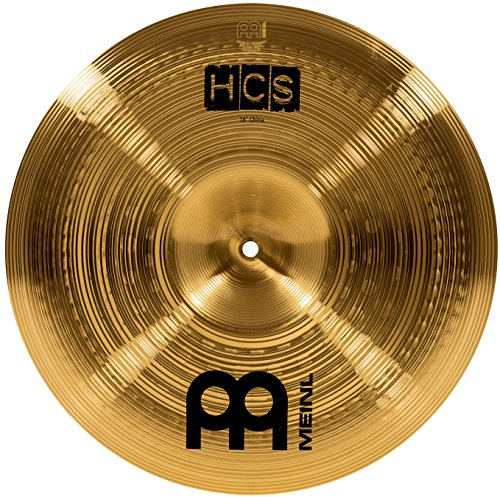 """Meinl 16"""" China Cymbal – HCS Traditional Finish Brass for Drum Set, Made In Germany, 2-YEAR WARRANTY (HCS16CH)"""