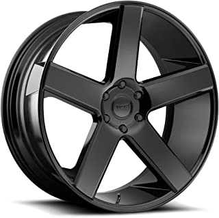 DUB BALLER BL -Gloss BLK Wheel with Painted (26 x 10. inches /6 x 139 mm, 31 mm Offset)