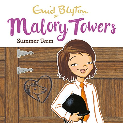Malory Towers: Summer Term audiobook cover art