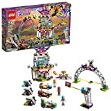 LEGO Friends The Big Race Day 41352 Building Kit, Mini Go Karts and Toy Cars for Girls, Best Gift for Kids (648 Piece) (Discontinued by Manufacturer)