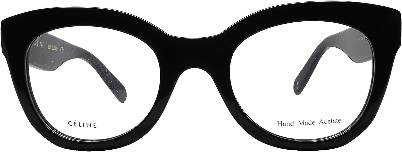 Eyeglasses Celine CL 41362 807 Black Size 47 21 145