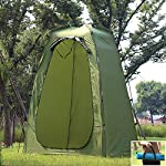 Explopur Camping Tent for Camping Biking Toilet Shower Beach 2