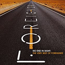 No End In Sight: The Very Best Of Foreigner (2CD)