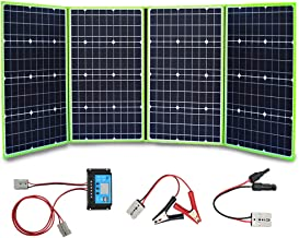 Best portable solar panel with battery Reviews