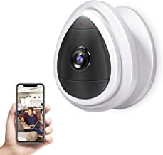 PVCTY Wireless Security Camera, Wireless IP Security Surveillance System with Night..