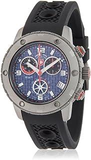 Swiss Military - Reloj de Cuarzo Man Rallye GMT 44 mm