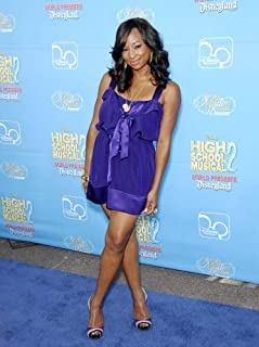 Posterazzi Poster Print Monique Coleman at Arrivals for High School Musical 2 Premiere Downtown Disneyland Anaheim Ca August 14 2007. Photo by Michael GermanaEverett Collection Celebrity (8 x 10)