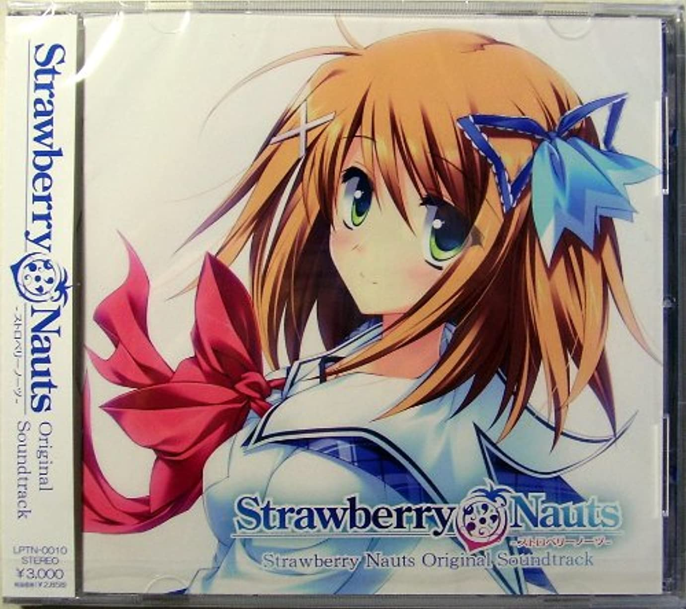 毎回リーダーシップ害虫Strawberry Nauts Original Soundtrack