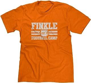 Finkle Football Camp Sports Parody Funny Men's T-Shirt