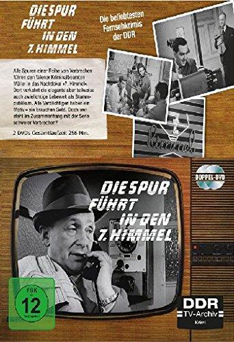 Die Spur führt in den 7. Himmel - DDR TV-Archiv [2 DVDs]