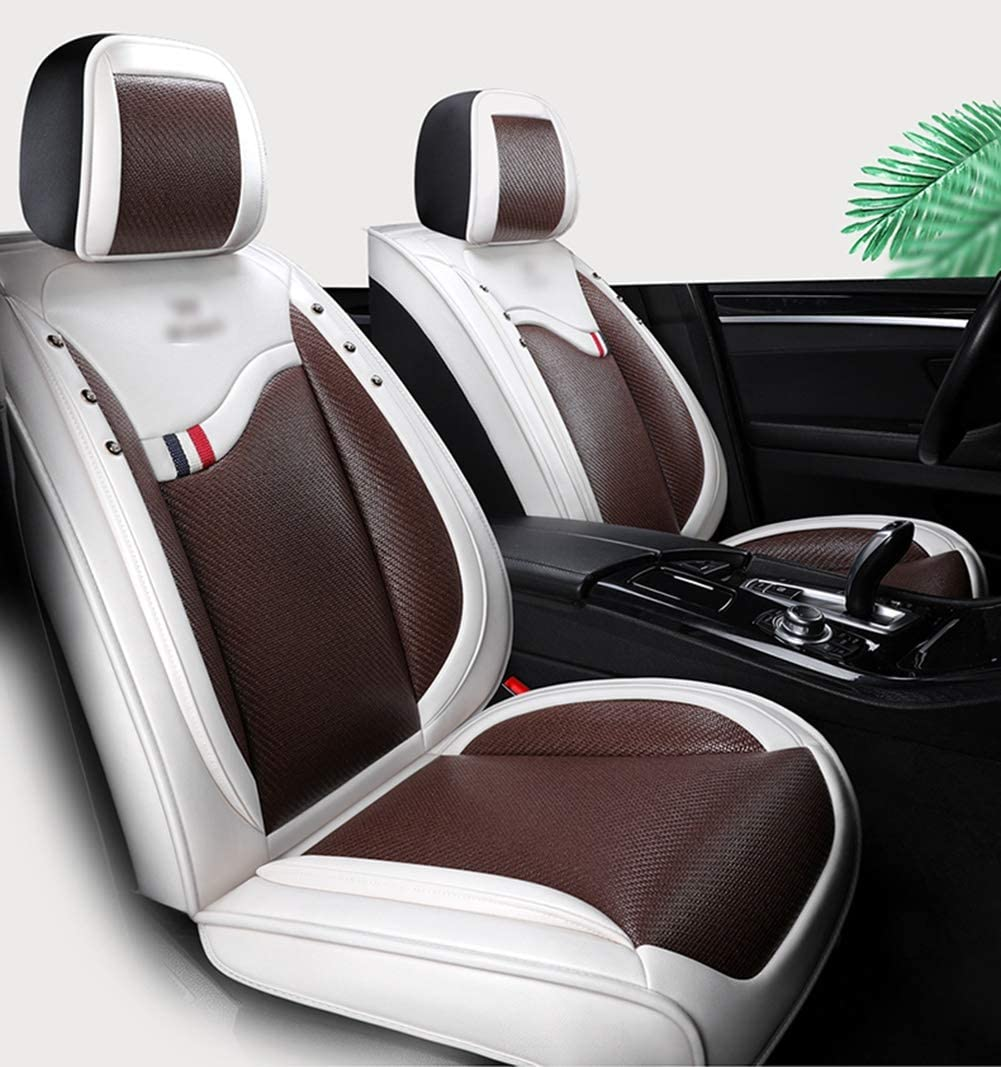 XYSQ Luxury Car Seat Max 55% OFF Covers Full Piece Rear Set Front and 5 Lowest price challenge