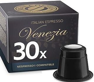 Espresso Venezia, 30 Capsules, by REAL COFFEE, Denmark