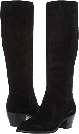 7e7db62a0bca9 Sam Edelman. Penny Leather Riding Boot.  75.55MSRP   149.90. 4Rated 4  stars4Rated 4 stars. Black Resinato Velutto Suede