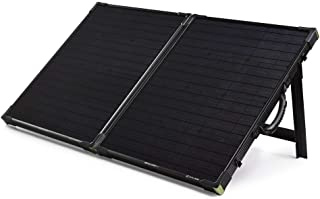 Goal Zero Boulder 100 Briefcase, 100 Watt Monocrystalline Solar Panel (Renewed)