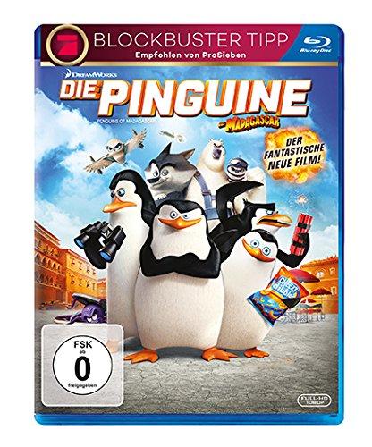 Die Pinguine aus Madagascar - Der Film [Blu-ray]