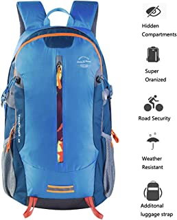 30L Hiking Backpack Women Men Lightweight Waterproof Climbing Day Daypack