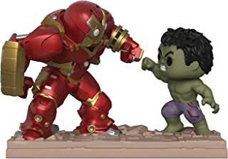 POP! Funko Marvel Studios: The First Ten Years - Hulkbuster vs Hulk Movie Moments Vinyl Figure 2-Pack
