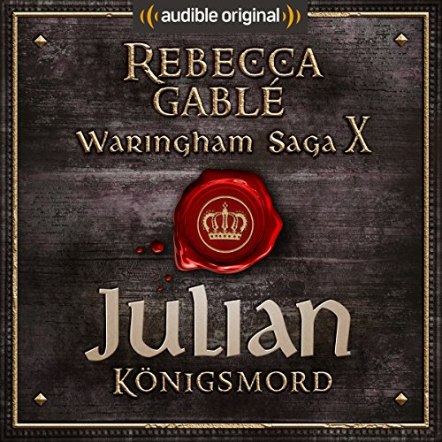 Julian - Königsmord audiobook cover art