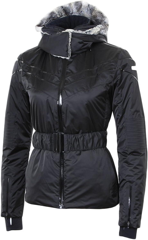 Colmar women's ski jacket, black   white
