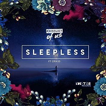 Sleepless (feat. Orkid)