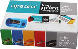 Apsara Long Point Sharpeners - Pack of 20