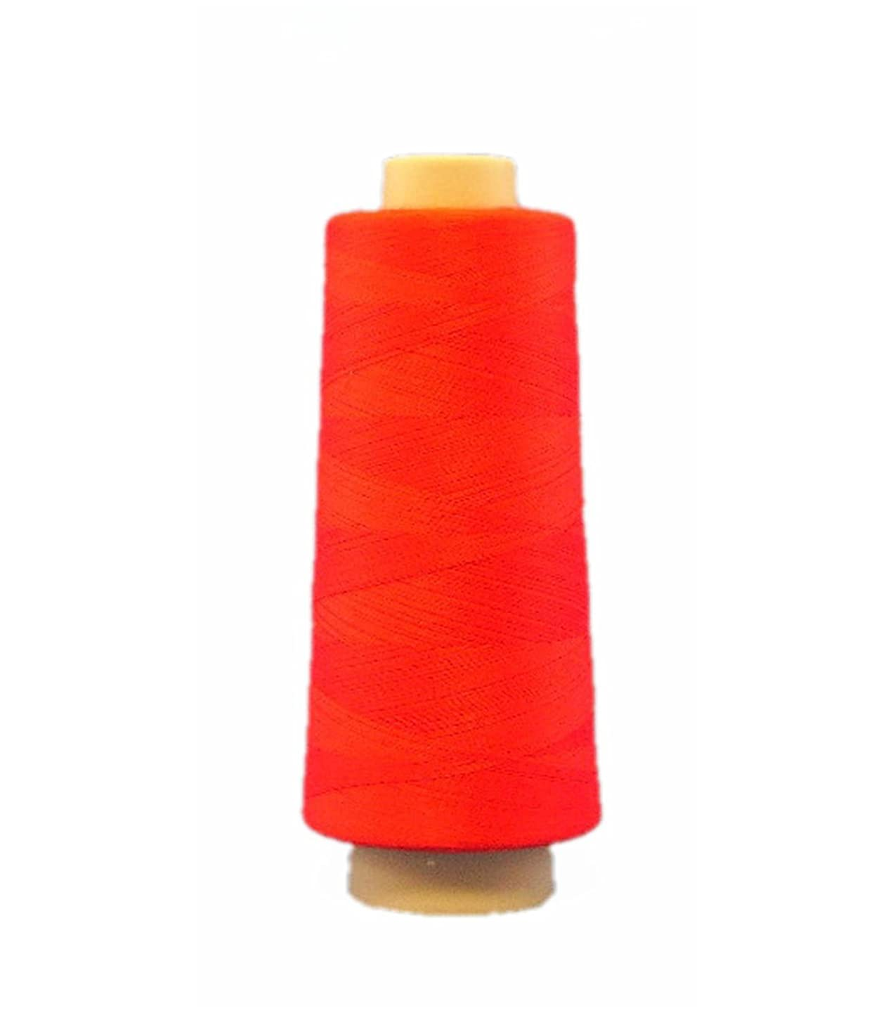 Toldi-Lock Red Overlocking Thread 2500m