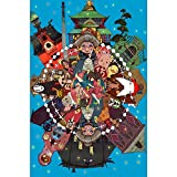 Hayao Miyazaki Anime Jigsaw Puzzle Spirited Away Collection Puzzle 1000 Pieces Wooden Puzzle Adult Decompression Intelligence Toys High Difficulty Children Educational Gifts Wall Art Puzzle Gift