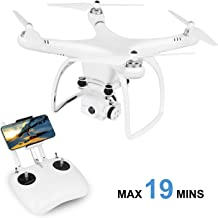 UPair One Plus 2.7K Drone Mobile APP Version RC Quadcopter Remote Helicopter with Follow Me Mode Aerial UAV