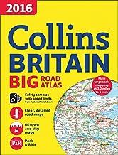 2016 Collins Big Road Atlas Britain