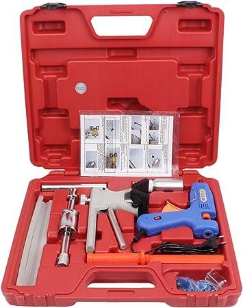 KFZ Ausbeulwerkzeug Dellenlifter Gleithammer Dellen Ausbeul Reparatur Werkzeuge