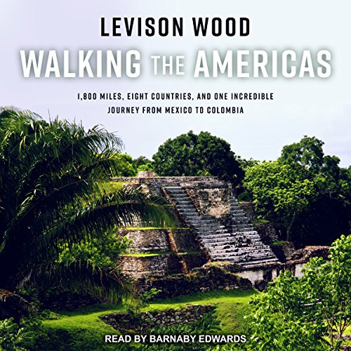 Walking the Americas audiobook cover art