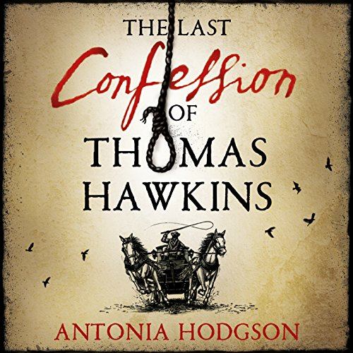 The Last Confession of Thomas Hawkins cover art