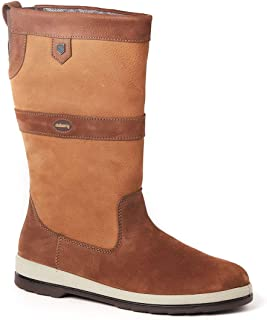 Dubarry 2017 Ultima ExtraFit™ Gore-Tex Leather Sailing Boots Brown 3859
