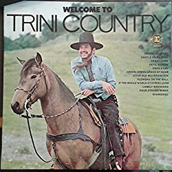 Welcome To Trini Country - Trini Lopez LP