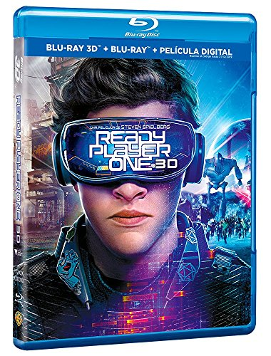 Ready Player One Blu-Ray 3d+2d [Blu-ray]