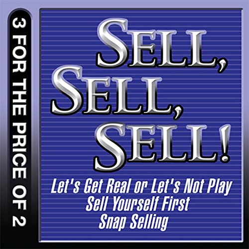 Sell, Sell, Sell! audiobook cover art