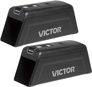 Victor M2-2P M2 Smart-Kill Wi-Fi Electronic Rat Trap-2 Pack,Black