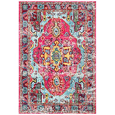 Oriental Vintage Distressed Abstract Multi Runner Area Rugs, 2 Feet 6 Inches By 8 Feet (2' 6  x 8')