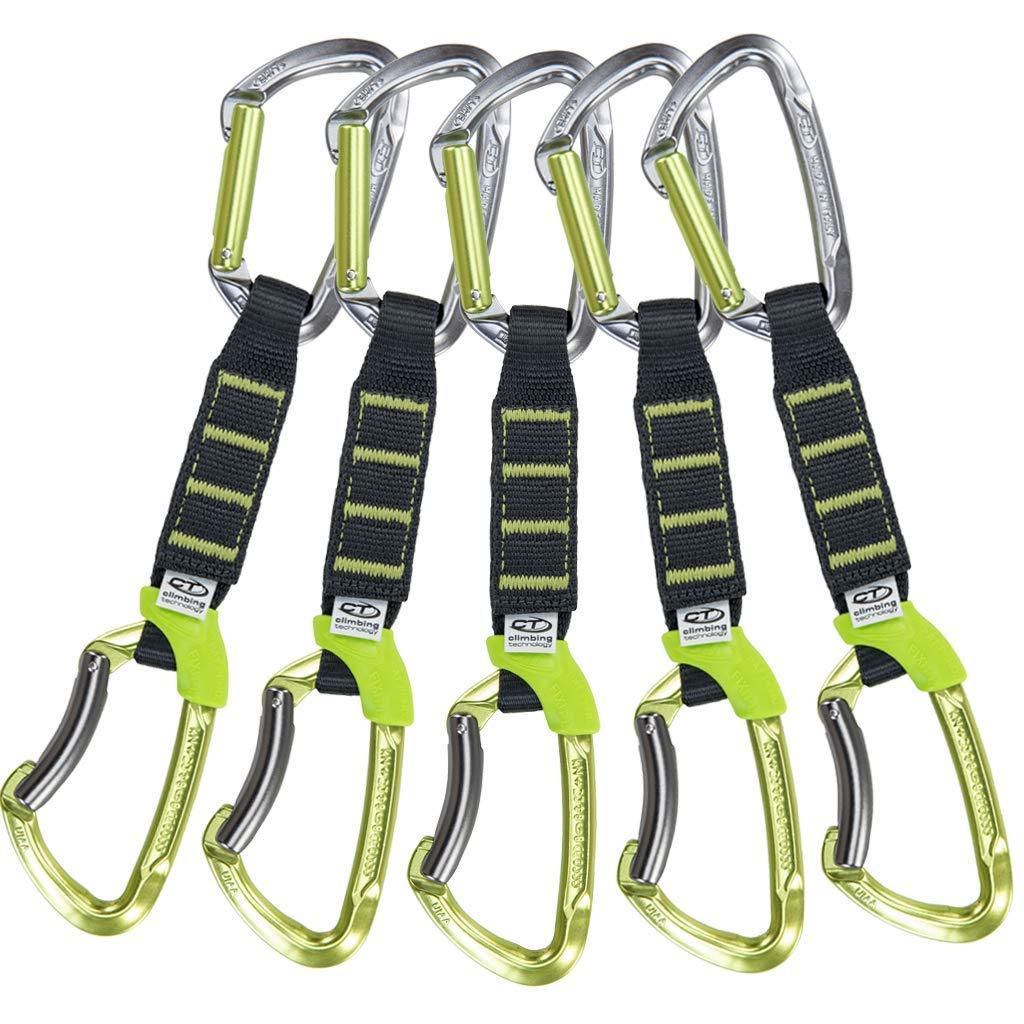 Climbing Technology Lime 2e661dcc0lctst1 rinvio, Verde/Gris, 12 cm ...