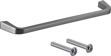 Gedotec Meubelgreep grafiet grijs   BA 160 mm   booggreep voor laden   ESTE   design handvat voor keukenladen   relinggree...
